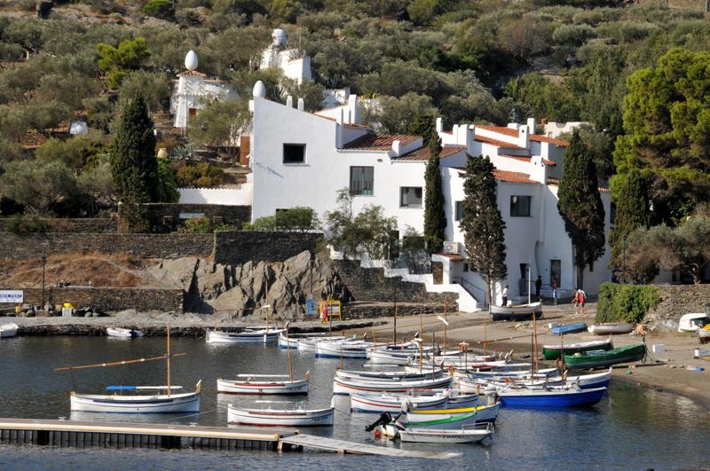 Salvador Dalís hus i Portl lligat