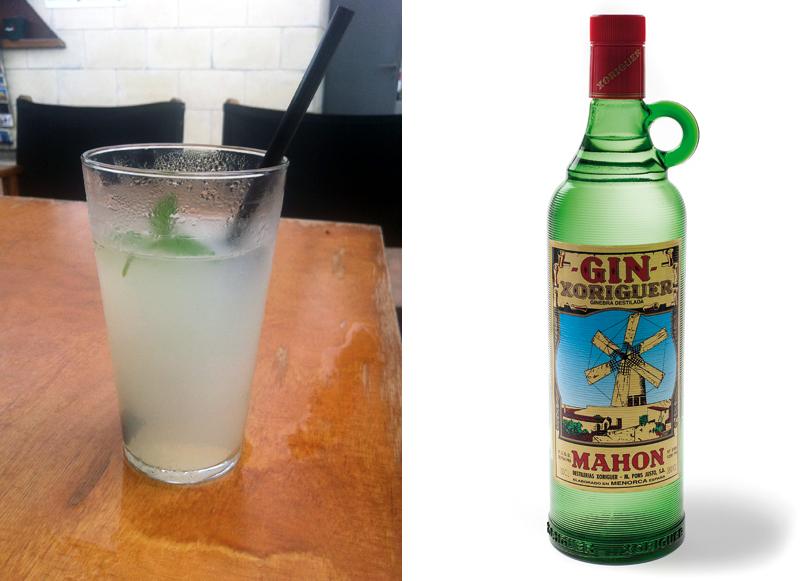 Gin fra Menorca