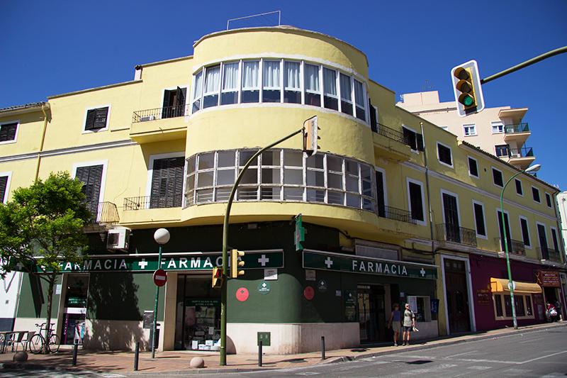 Santa Catalina-kvarteret i Palma de Mallorca