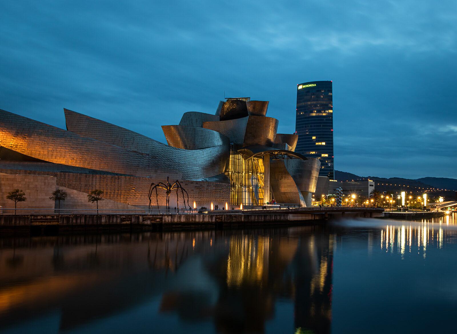 Guggenheim: Museet, der satte Bilbao på det internationale landkort