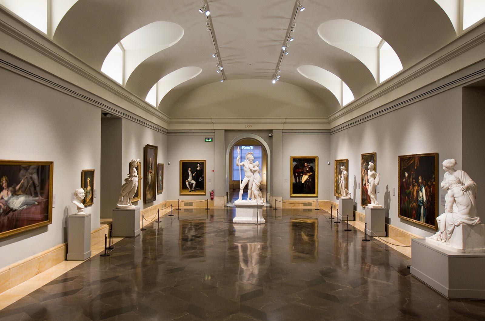 Prado-museet: Kunst i verdensklasse