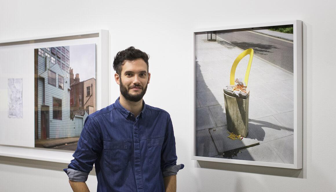 Fotograf Carlos Alba måtte rejse til London for at finde vejen til kunstscenen i Madrid