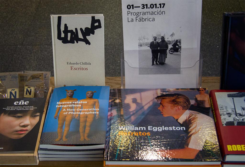 fotobøger er enormt  i La Fábrica Madrid