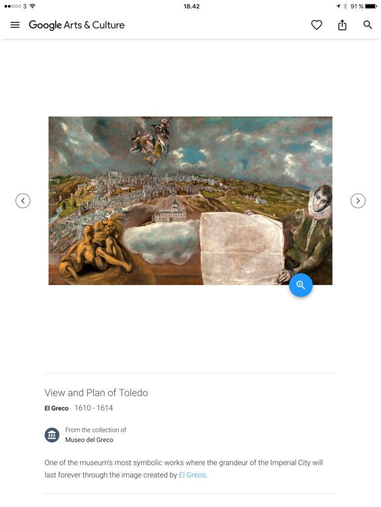 Gode rejseapps til din ferie i Spanien - Google Arts