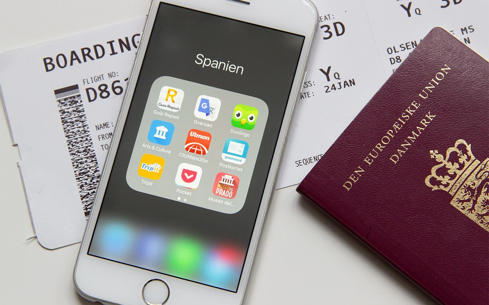 Gode rejseapps til din ferie i Spanien