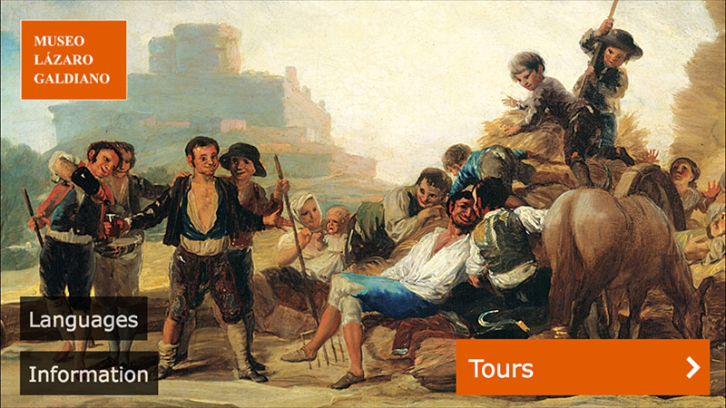 Gode rejseapps til din ferie i Spanien - Museo Lázaro Galdiano