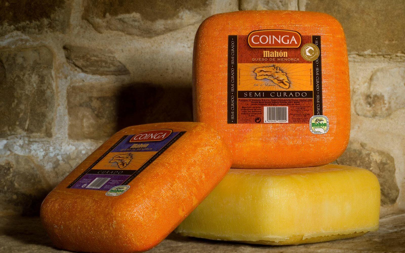 Smag på Menorca - Mahon-ost