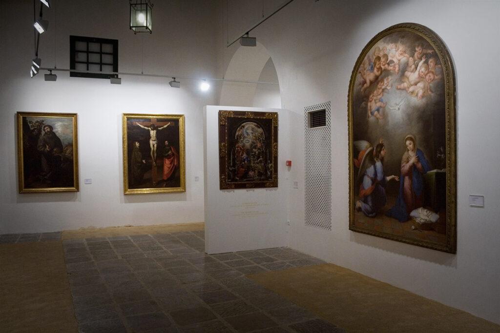 Tag til sherrysmagning i Jerez de la Frontera - Bodegas Tradición har en af Spaniens største, private kunstsamlinger
