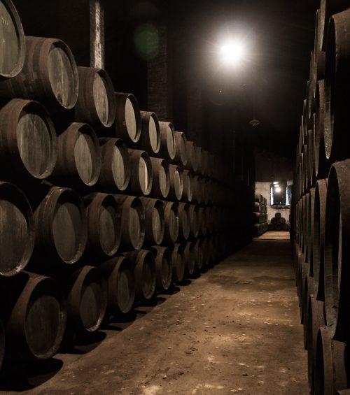 Tag til sherrysmagning i Jerez - Bodegas Emilio Hidalgo