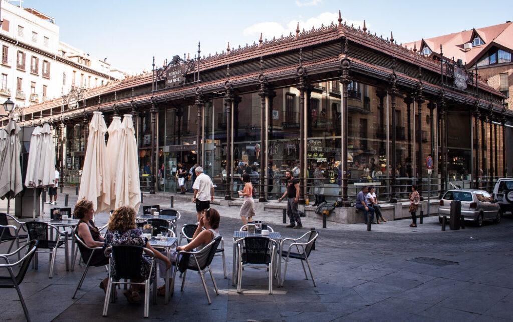 Madrid for begyndere: Det skal du opleve - Mercado de San Miguel