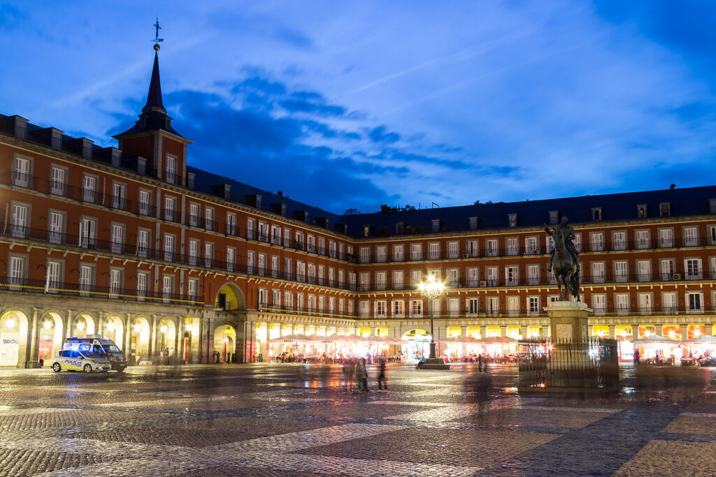 Madrid for begyndere: Det skal du opleve - Plaza Mayor