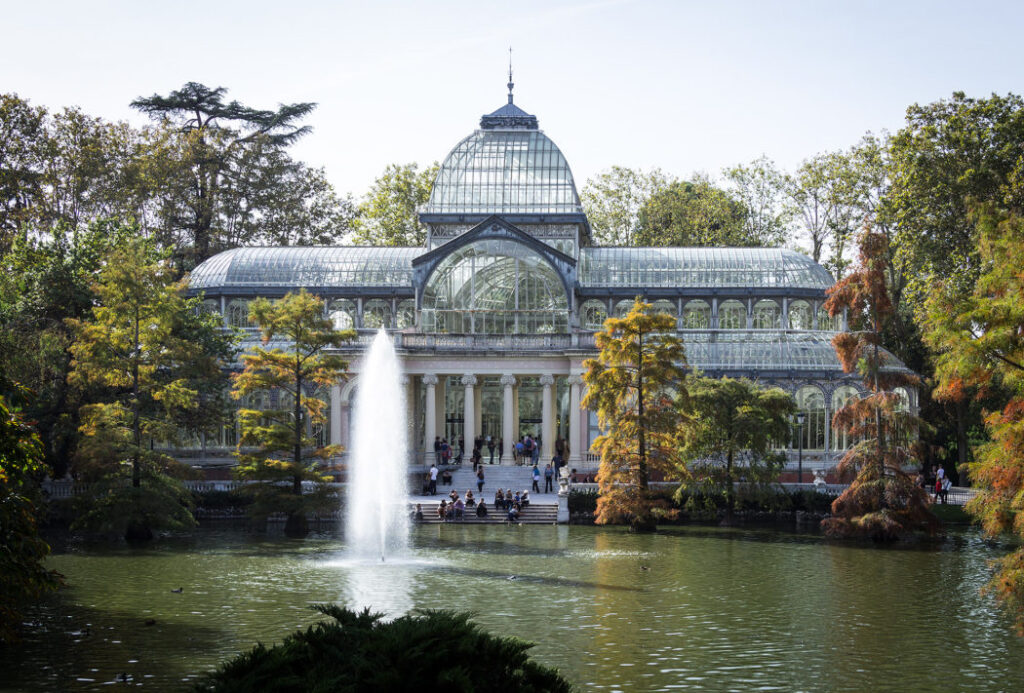 Madrid for begyndere: Det skal du opleve - Retiro-parken