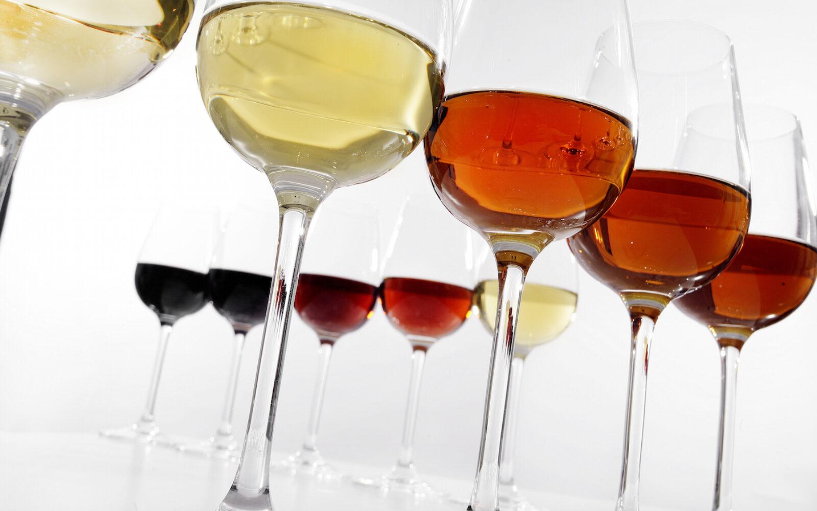 Guide til sherrytyper og mad, der passer til.