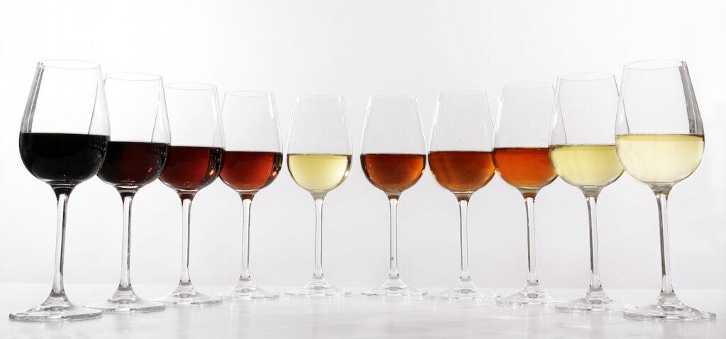 Guide til sherrytyper og mad, du kan drikke dem til
