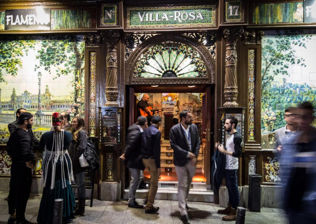 Madrid for begyndere: Det skal du opleve - flamencokoncert