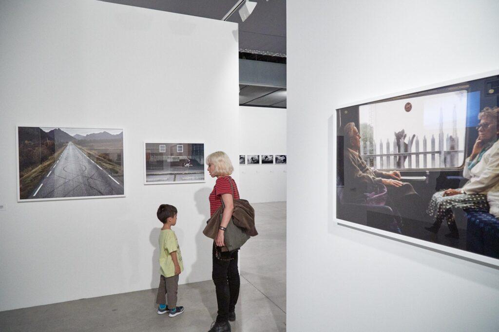 PHotoESPAÑA 2018: Magnum-udstillingen Players - foto: Christian Grønne