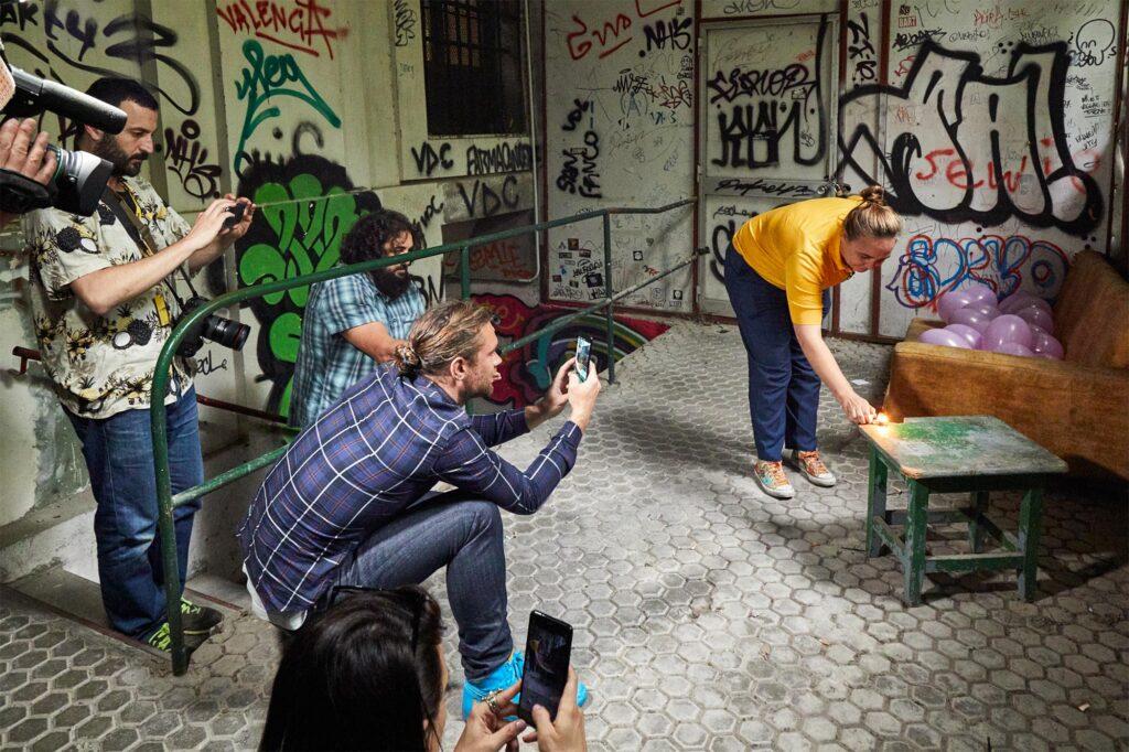 Fotoworkshop i Madrid med Cristina de Middel
