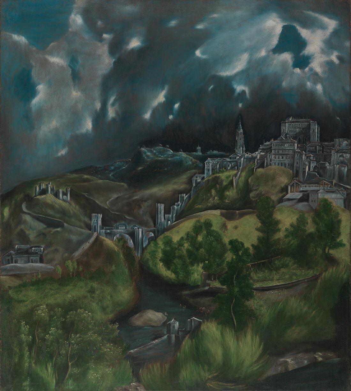 Oplev El Grecos Toledo
