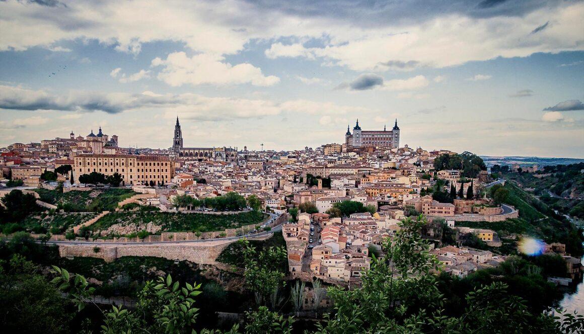 Endagstur til Toledo