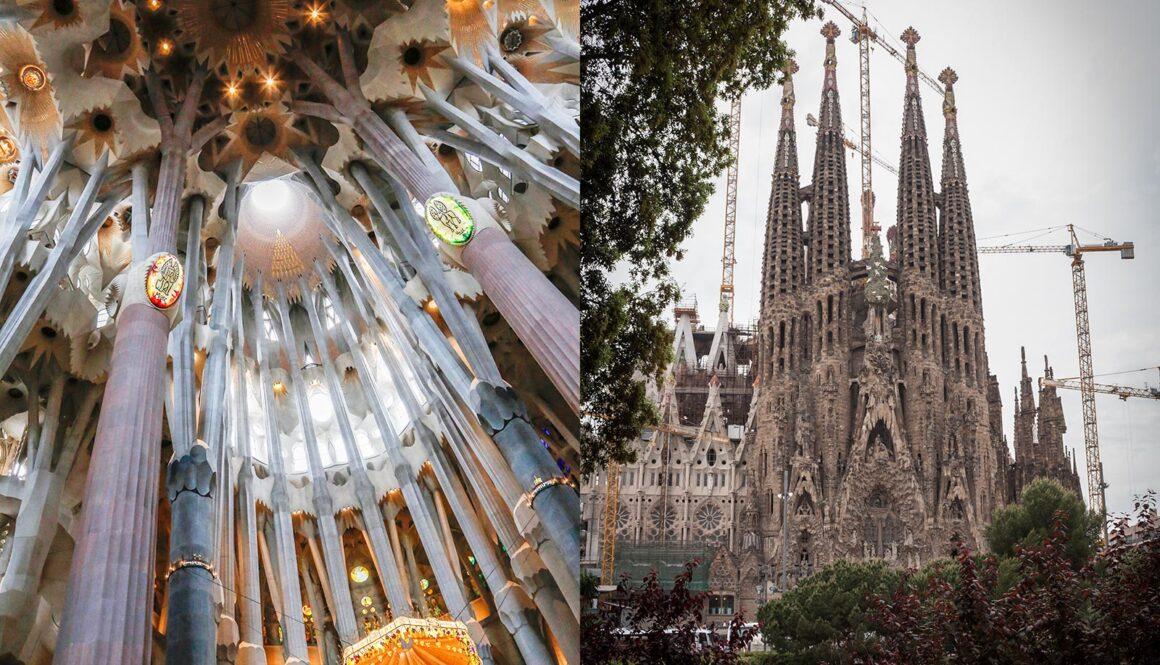 Gaudís Barcelona - La Sagrada Familia