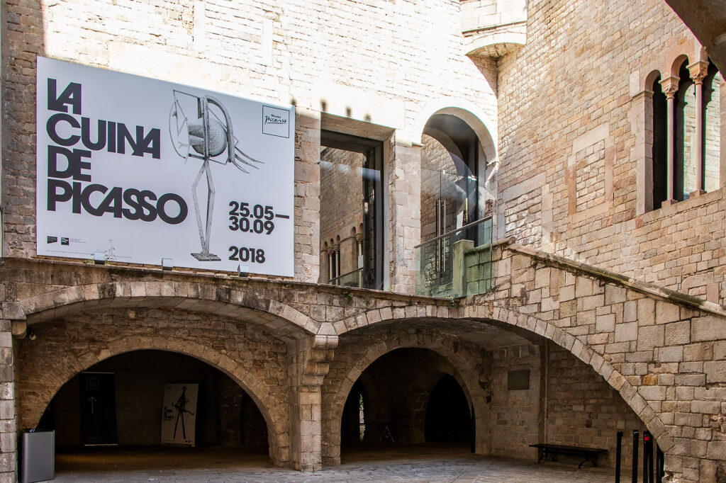 Guide til Barcelona for begyndere - Picasso-museet