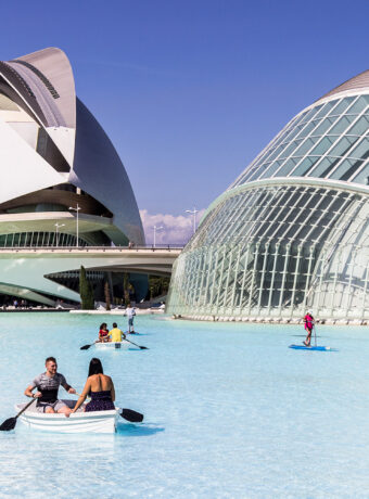 Guide til Valencia