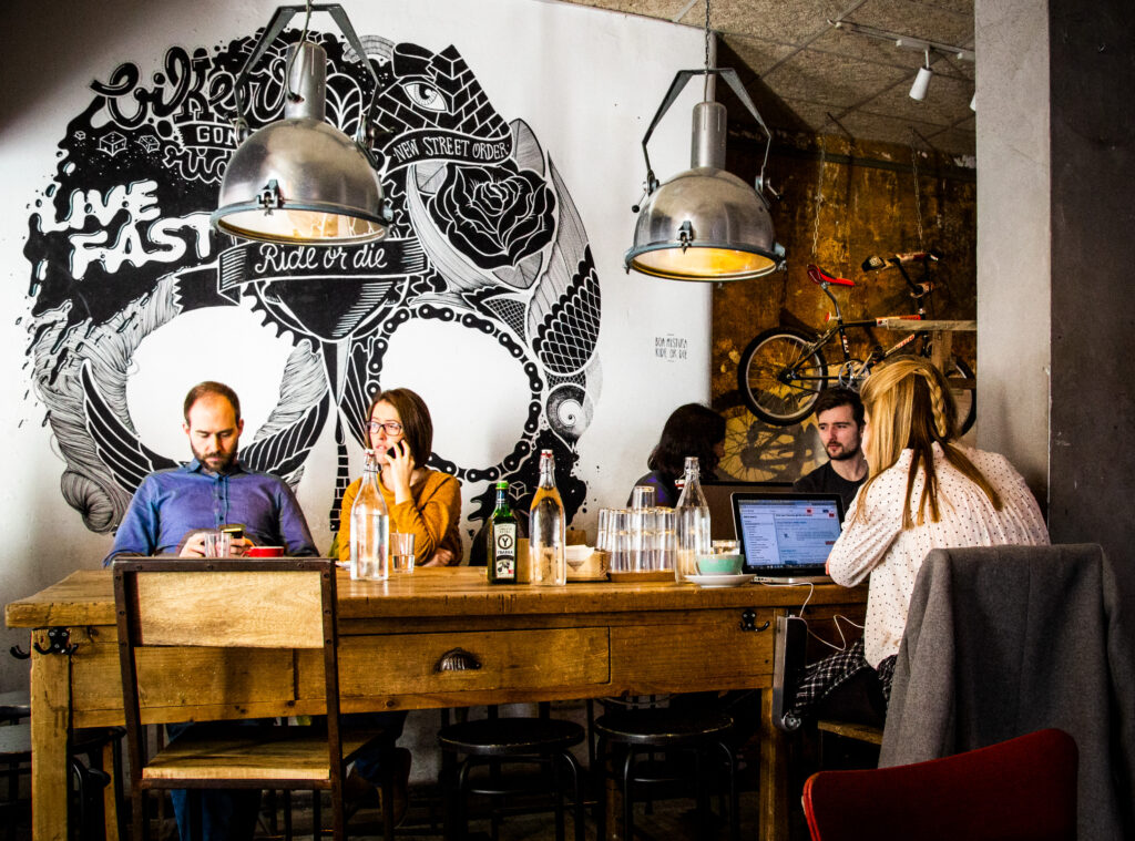 Guide: 7 laptop-venlige cafeer i Madrid