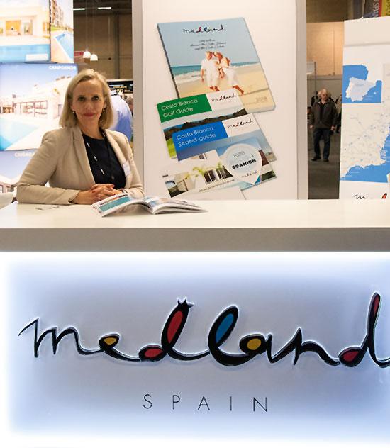 Gør drømmen om en bolig i Spanien til virkelighed - Bettina Sloth fra Medland Spain giver gratis rådgivning, hvis du vil købe bolig i Spanien