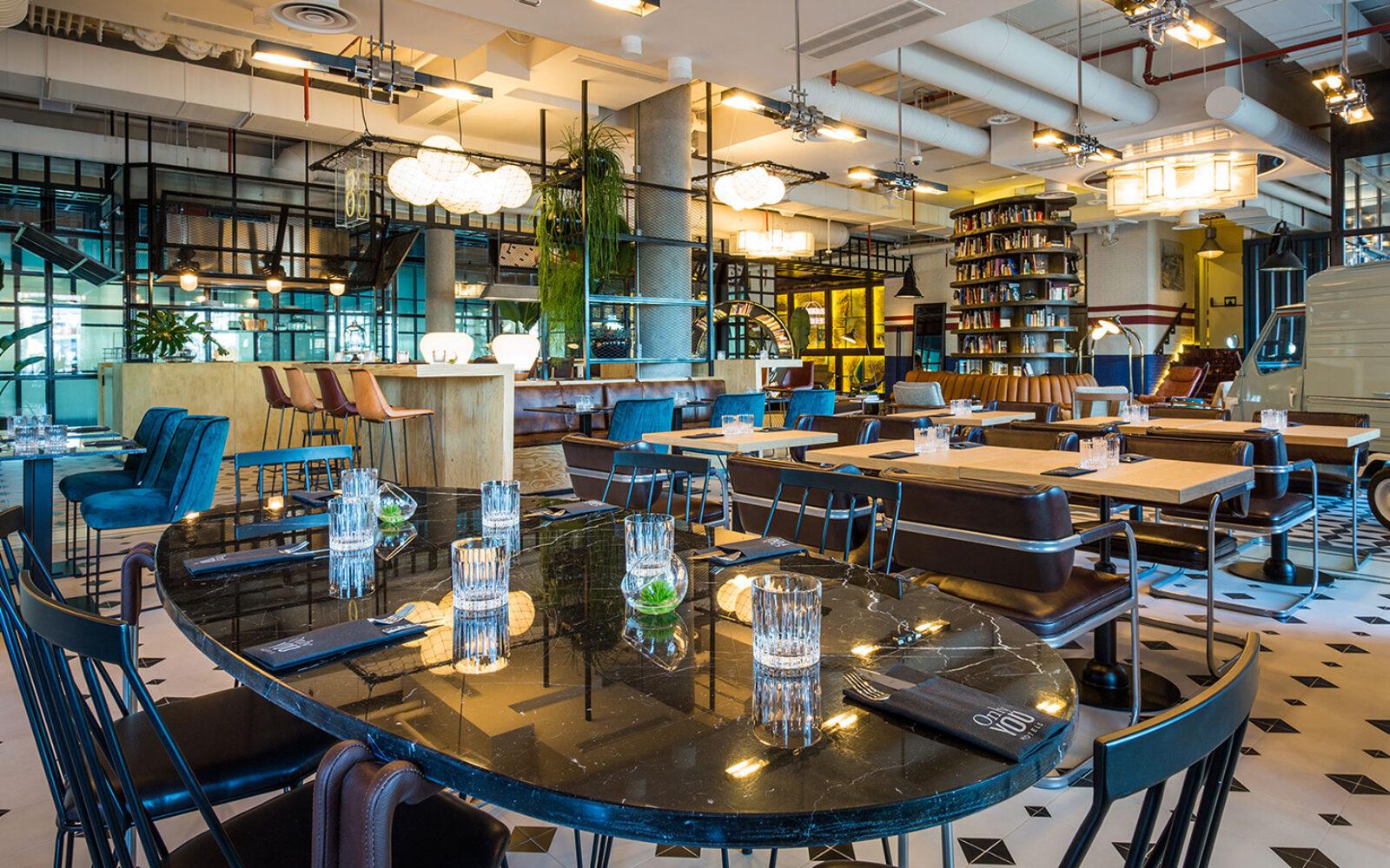 5 charmerende hoteller i Madrids centrum - Only You Hotel Atocha