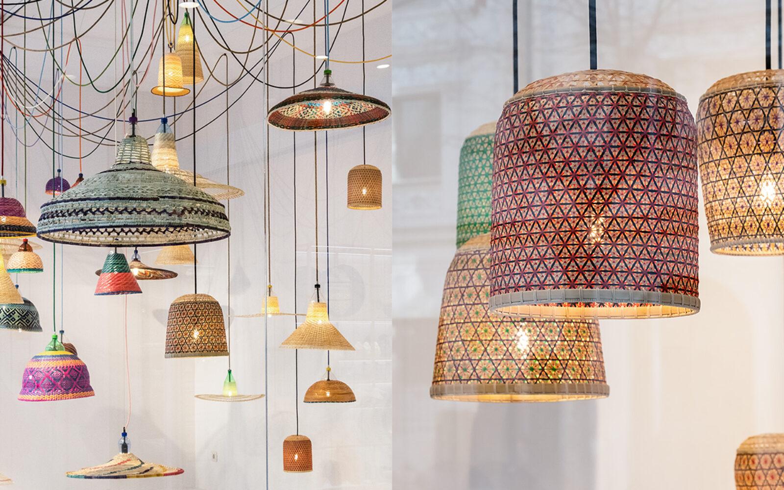 Disse spanske designere skal du holde øje med - bæredygtige lamper fra Petlamp
