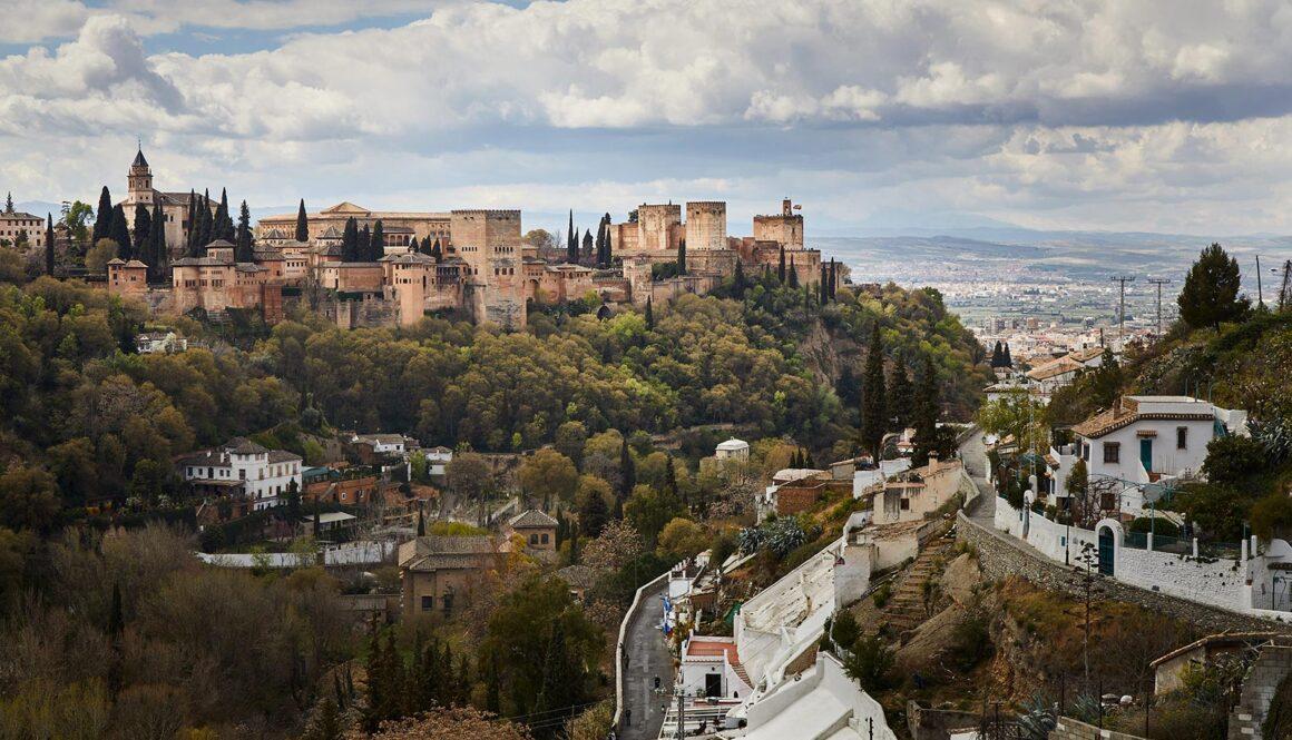 Alhambra i Granda: Paladset du skal se før du dør