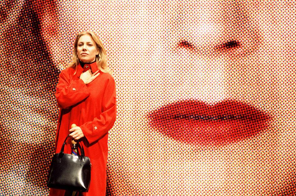 Alt om min mor - film af Pedro Almodovar, hvor scener er optaget i Madrid.