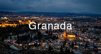 Rejseguide til Granada