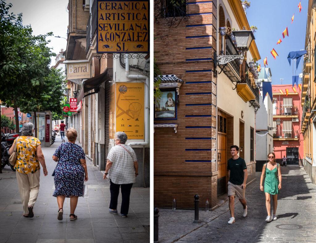 Oplev Sevilla som en lokal