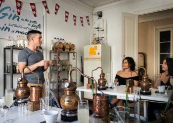 Workshop: Lav din egen gin i Barcelona hos Corpen.