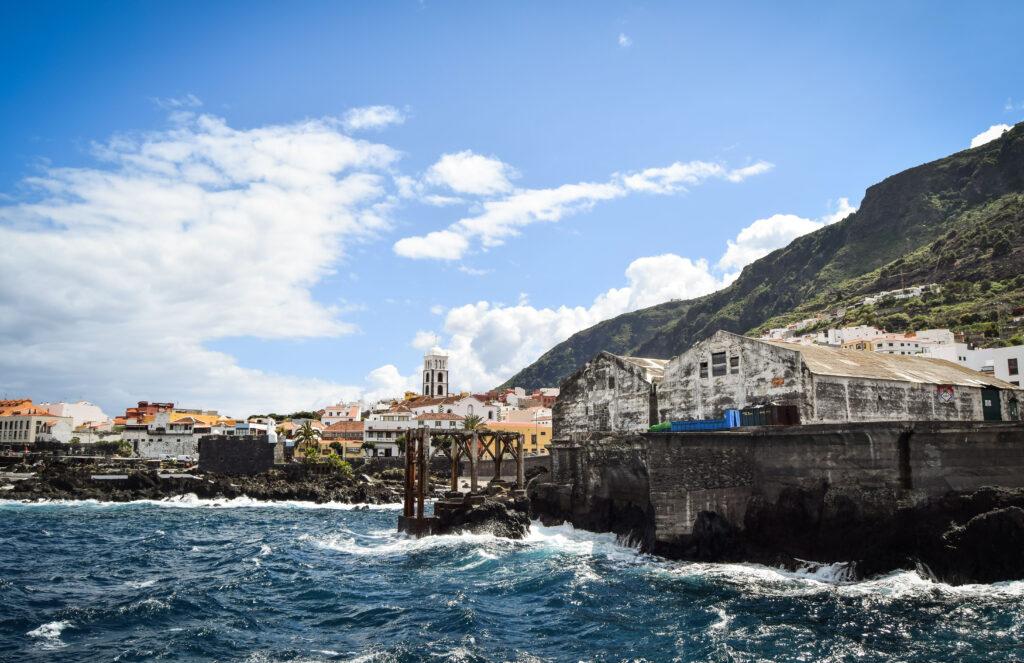 Garachico er en smuk landsby på Tenerife og også en af øens ældste.