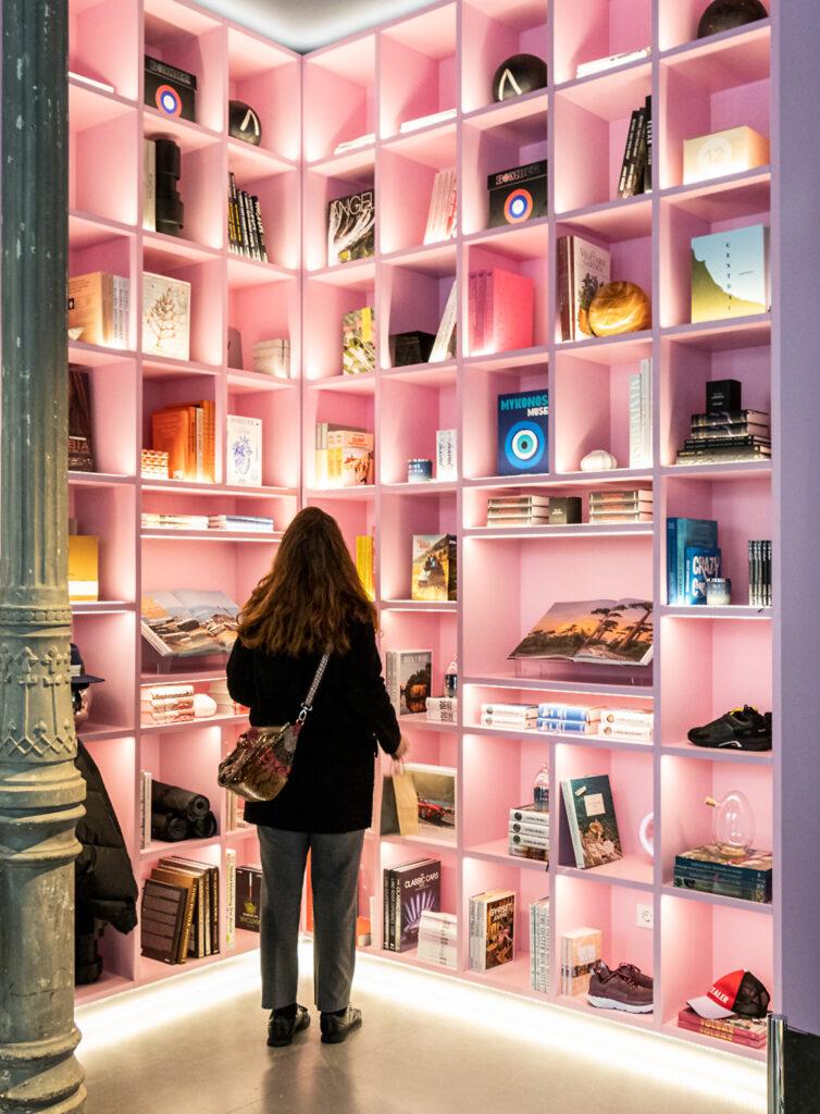 Shop lækkert design hos LAMARCA i Madrid