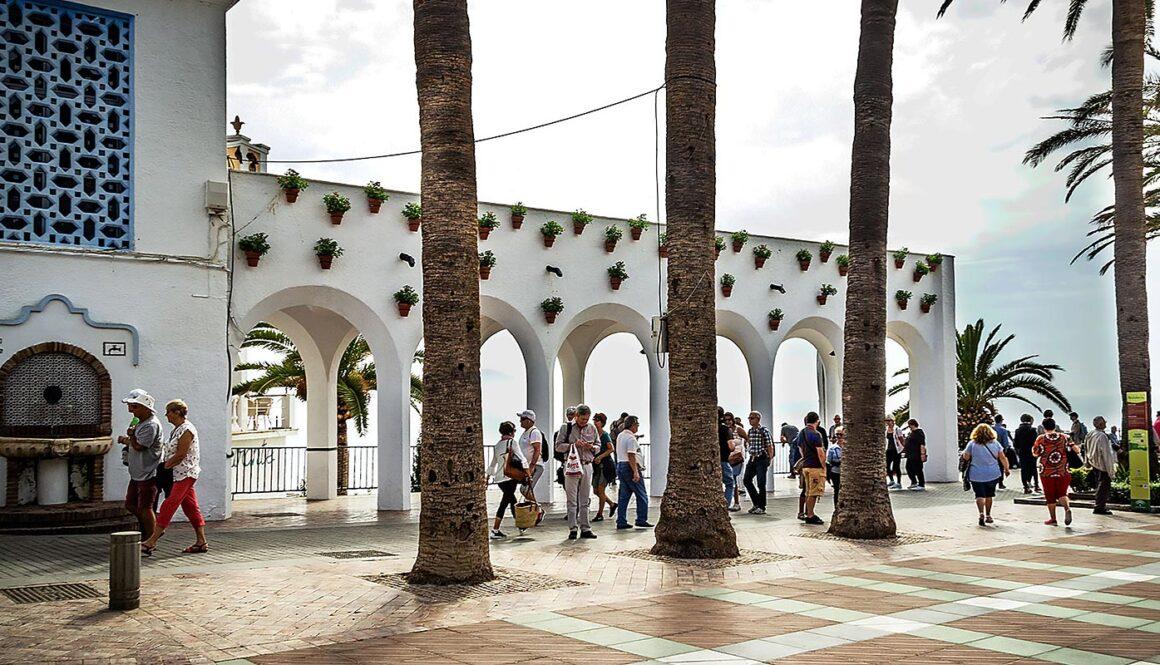 5 byer i Andalusien som du skal se - Nerja