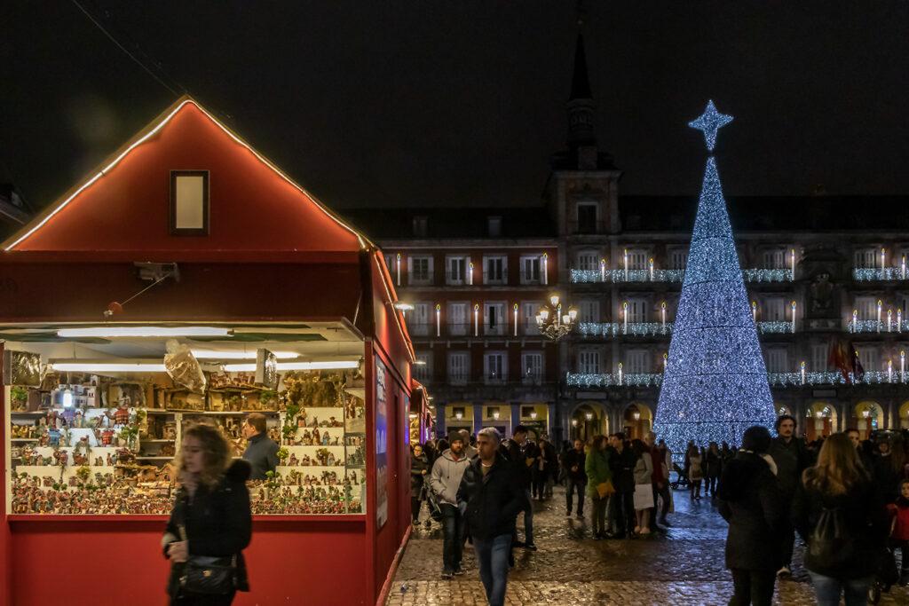 Julen i Madrid er magisk og traditionsrig med et moderne twist