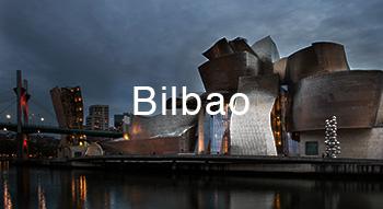 Storbyguide til Bilbao