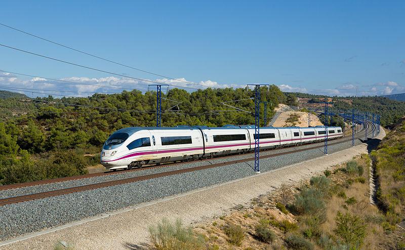Interrail: Rejs Spanien rundt med tog