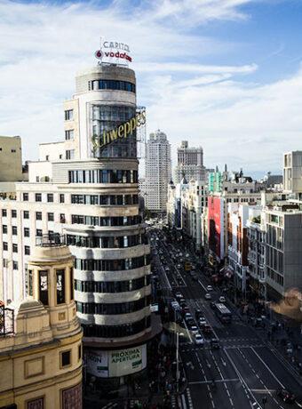 Storbyguide Madrid