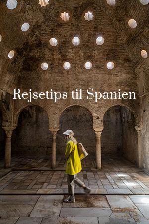 Facebookgruppe: Rejsetips til Spanien