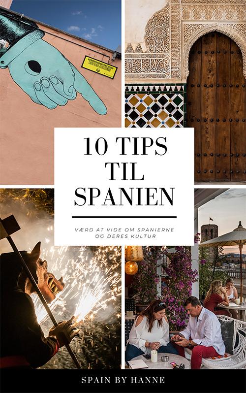 Gratis guide til Spanien