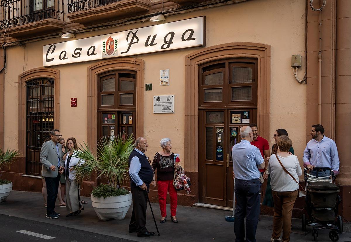 Spis Almerias bedste tapas helt gratis hos Casa Puga.