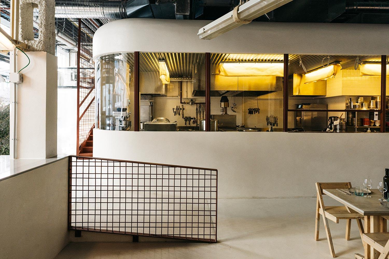Restaurant MO de Movimiento b