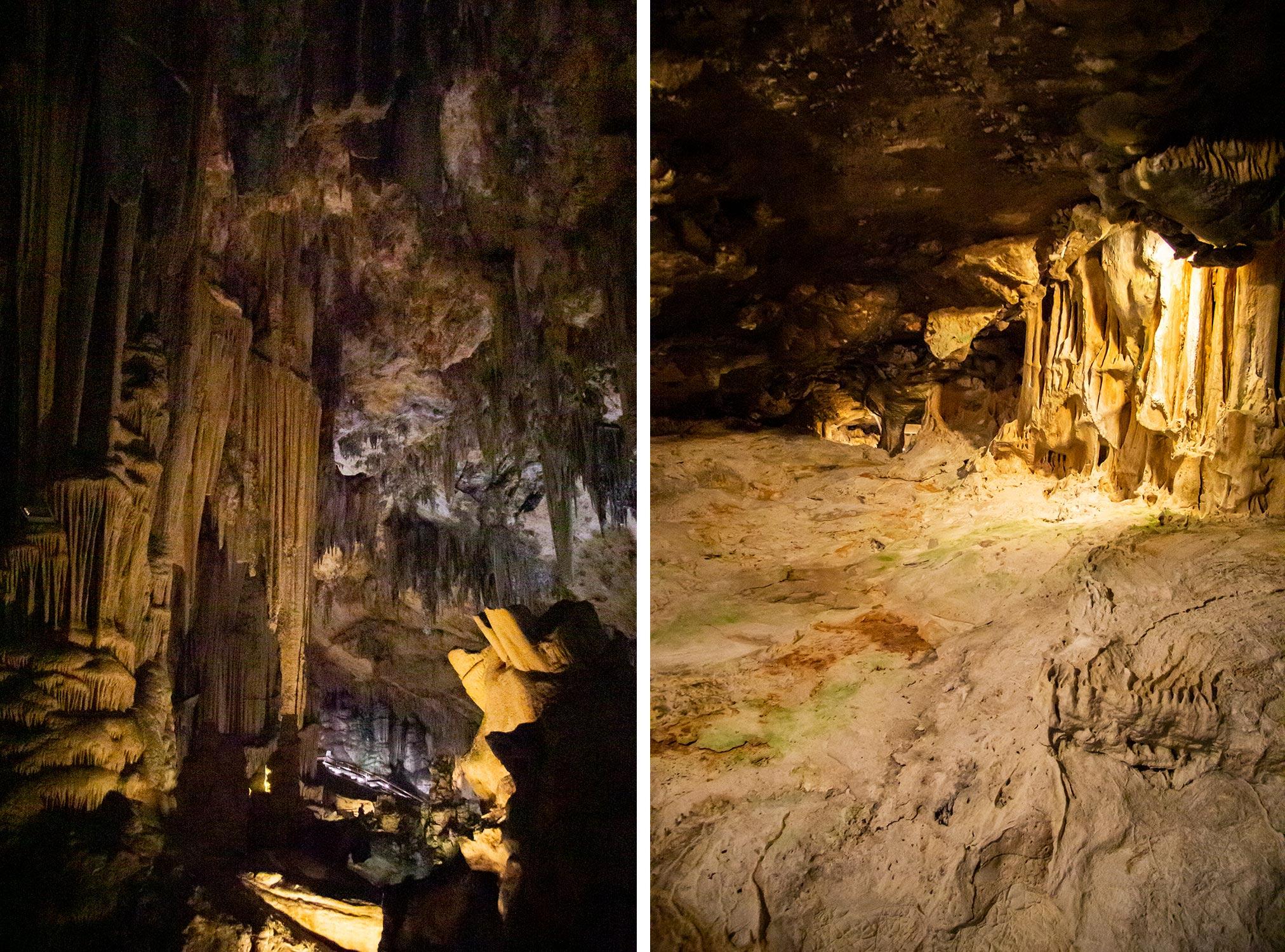 Grotterne i Nerja