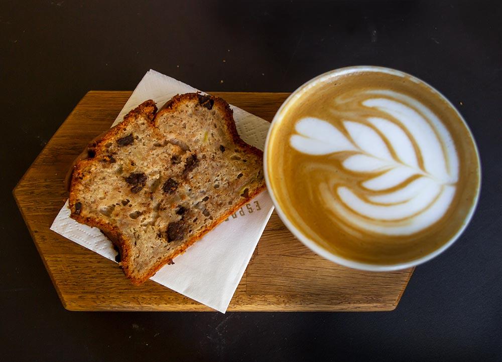 Gironas bedste kop kaffe får du hos Espresso Mafia.