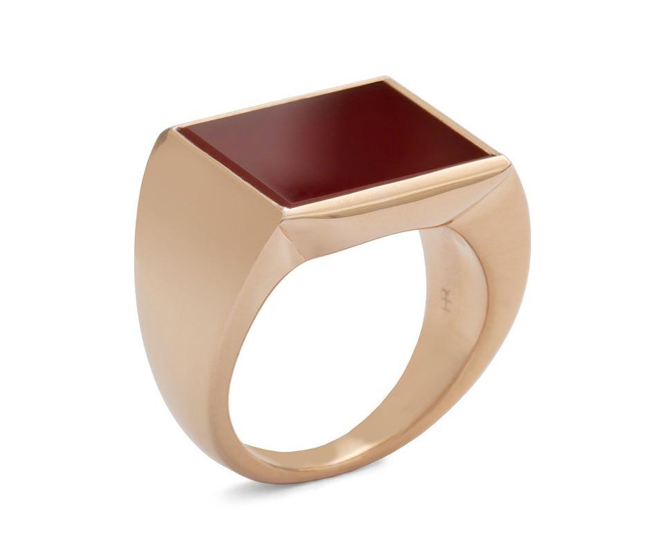 Ring fra den spanske smykkedesigner Helena Rohner.
