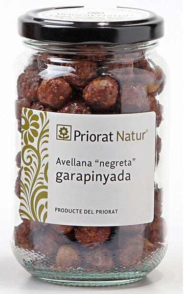 Karamelliserede hasselnødder fra spanske Priorat Natur.